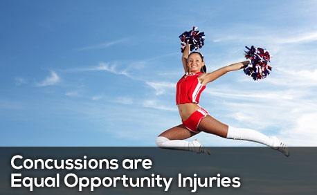 Cheerleading Brain Injuries