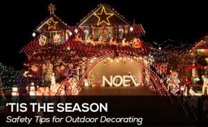 Safe Christmas Decorating