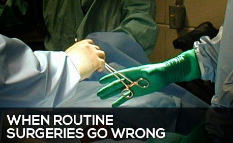 South Carolina Surgery Mistakes