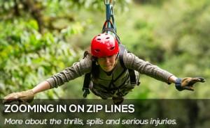 Columbia Zip line Accident