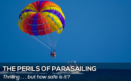 South Carolina Parasailing Safety